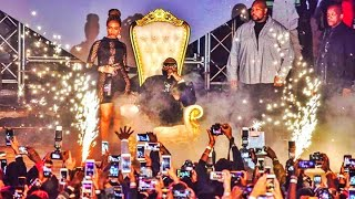 RICK ROSS LIVE IN KENYA ENTRANCE & PERFORMANCE!!! Simply AMAZING!!