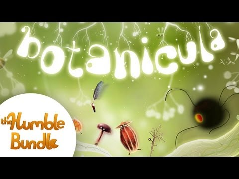 Pewds & Family in Botanicula!, An AMAZING game played by Felix! This is one of his personal favorites for its whimsical concept.