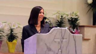 Christine Watkins' Testimony Of Conversion To Catholicism