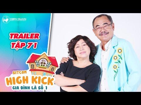 Gia đình là số 1 sitcom | trailer tập 71:Bà Bé Năm bỗng dưng dịu dàng đến khó tin với ông Đức Nghĩa?