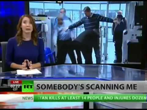 NEW TSA NAKED BODY SCANNERS   Coming Soon to an AIRPORT Near You   INVASION of PRIVACY
