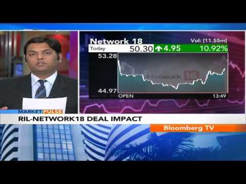 Market Pulse: RIL Takes Over Network 18