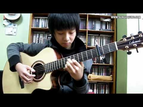 Sungha Jung - My heart will go on