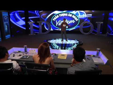 Vietnam Idol 2013 - Vòng thử giọng miền Bắc - Cỏ và mưa - Nguyễn Hoàng Minh