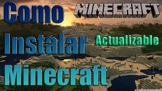 Como Descargar E Instalar Minecraft 1.7.9 Y 1.7.10 Gratis