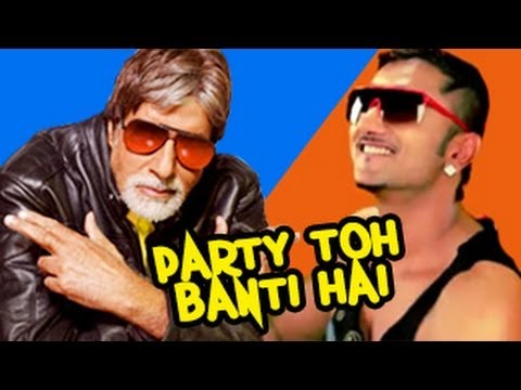 Bhoothnath Returns Party Toh Banti Hai Song ft Amitabh Bachchan RELEASES
