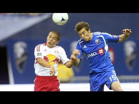 HIGHLIGHTS: Montreal Impact vs New York Red Bulls, MLS May 19th, 2012