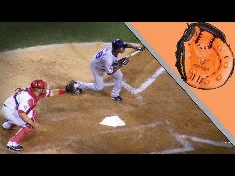 Baseball Catching Tips - The Secret to Fielding Bunts