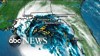 'Monstrous' Hurricane Michael strengthens as it nears Florida