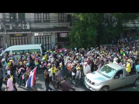 Bangkok Protests (Judgement Day) - Without Borders