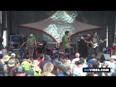 "Bad Rabbits Perform ""Neverland"" at Gathering of the Vibes Music Festival 2012"