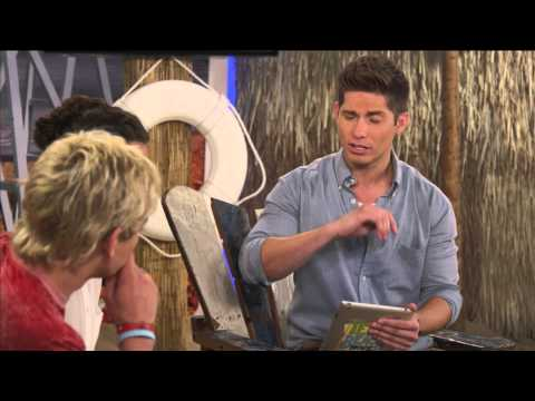 Teen Beach Movie - Live Chat - Mack and Brady - Part 1