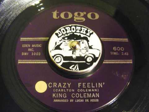 Thumbnail of video King Coleman - Crazy Feelin'