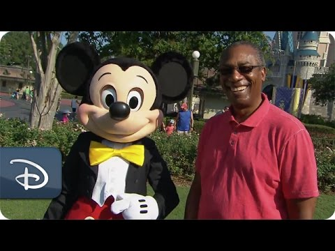 'Scandal' Actor Joe Morton Visits Walt Disney World Resort | Disney Parks