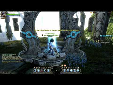 Dragon Nest SEA - Level 50 Gladiator Skill Build Showcase, Manticore Nest (Hell) Solo ~!