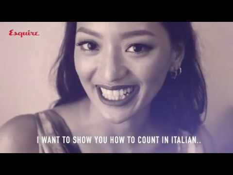 ASMARA ABIGAIL - Sexy Italian Count