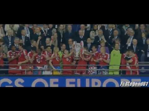 UEFA Best Player in Europe Award 2013 / Messi, Ribéry and Ronaldo / HD