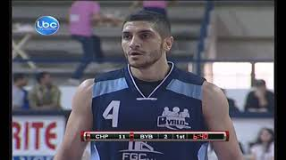 FLB - Champville vs Byblos - April 6,2013