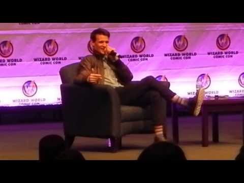 Matt Smith Panel - Wizard World New Orleans 2014 - Three If By Space