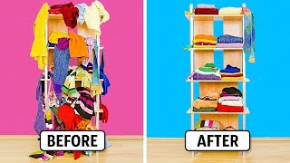 35 SMART IDEAS TO ORGANIZE YOUR HOUSE