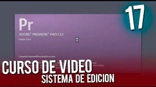 Video: Sistema de edición