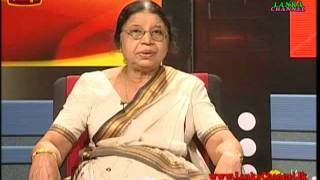 ITN Jeewaka Asapuwa with Dr. Seetha Padmini Ranasinghe Arachchi