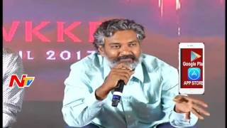 SS Rajamouli Makes Fun of Prabhas Marriage @ Baahubali 2 ..