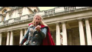Marvel's Thor: The Dark World Bloopers 1