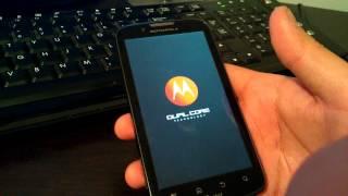 Motorola Moto M - hard reset, сброс настроек до заводских Your 69