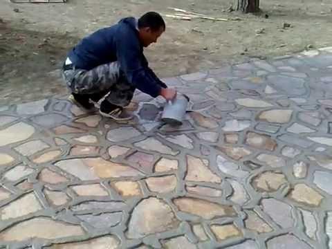 Lastre di pietra della valtellina