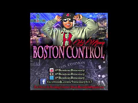 B-Money - BOSTON CONTROL (Kendrick Lamar Response)