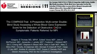 AHA 2011 Video: The COMPASS Trial