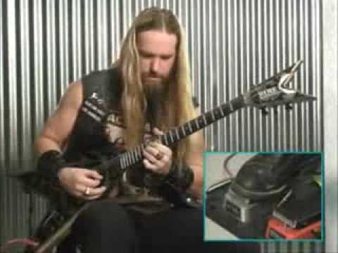 hqdefault jpgZakk Wylde Dean Guitars