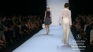 Badgley Mischka Spring/Summer 2014 Video - New York