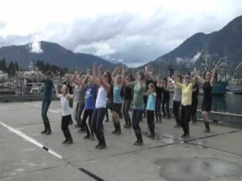 National Dance Day in Petersburg, Alaska