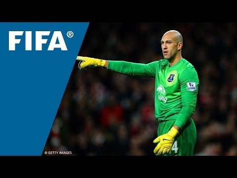 What my number means: Tim Howard