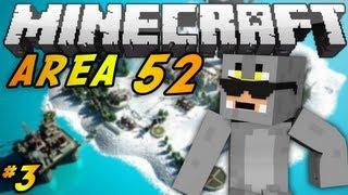 BIG SHIP ( Minecraft: Area 52 ►EP. 3 )