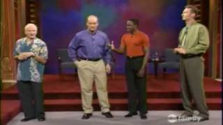 Favorite Whose Line Moments: Robin Williams