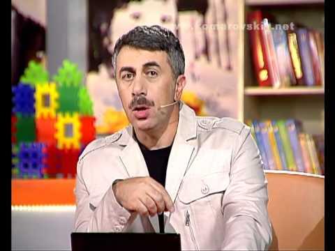 Микроволновки: школа доктора Комаровского