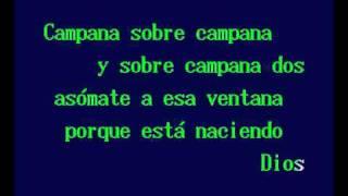 Campana Sobre Campana (Karaoke navideño)