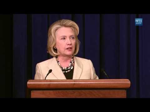 Hillary Clinton On Syria & Russian Plan - Complete Comments