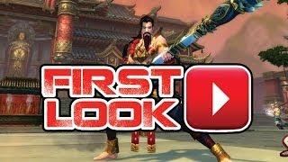 Swordsman Online Gameplay First Look