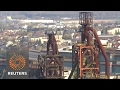 Steel towns test mettle of French candidates