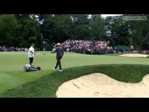 Tiger Woods Highlights: 2012 Memorial Tournament