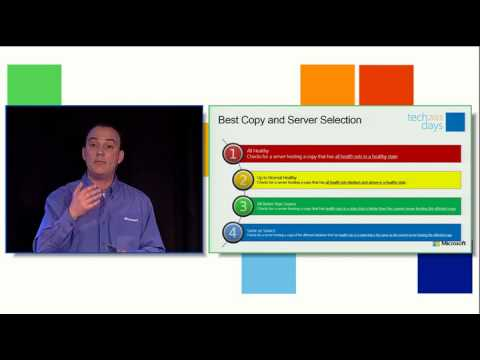 Exchange Server 2013 High Availability and Site Resilience - TechDays 2013