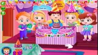 Baby Hazel Birthday Party Game HD 25min