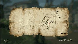 Assassin´s Creed 4 Treasure Map 623, 172 Kingston