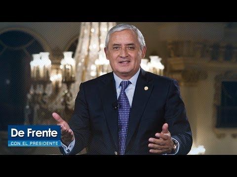 De Frente con el Presidente No. 40 | Medidas preventivas ante fenómeno