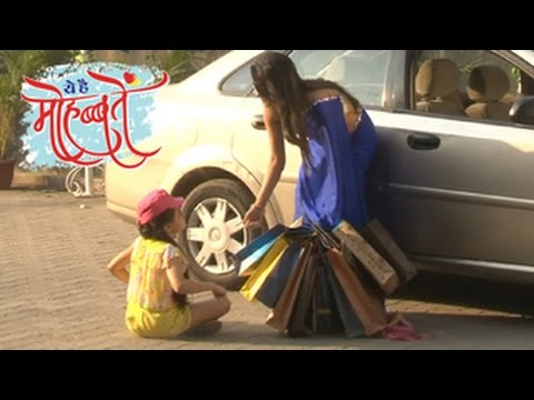Yeh Hai Mohabbatein 28th January 2015 FULL EPISODE | Ruhi TROUBLES Shagun
