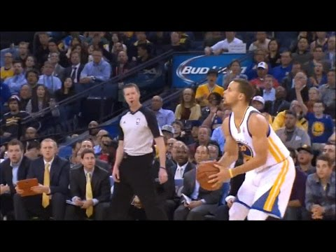 Stephen Curry ( 34 PTS ) vs. Bulls (2-6-2014)